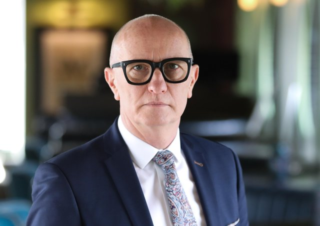 Hospitality Ulster chief executive Colin Neill said if the data is favourable NI should be fully reopened