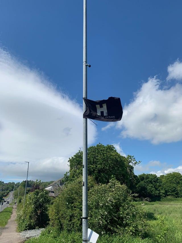 H-Block flag