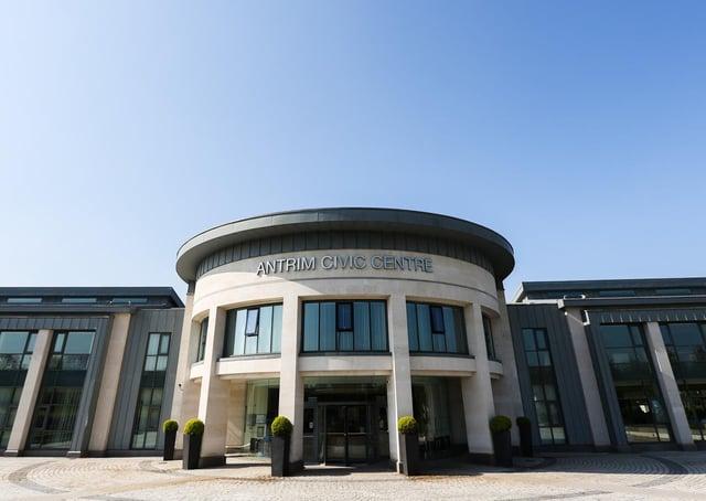 Antrim Civic Centre