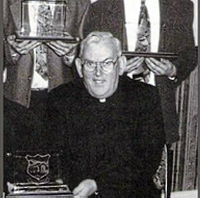 Father Malachy Finnegan.