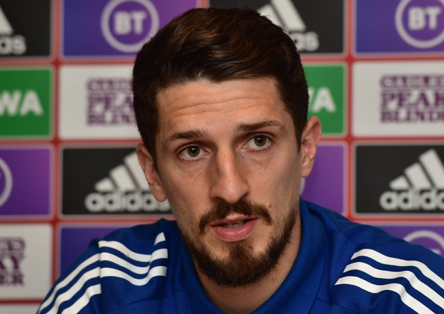 Northern Ireland's Craig Cathcart. Pic by Pacemaker.