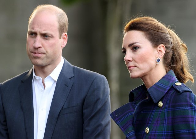The Duke and Duchess of Cambridge who may be asked to spend more time in Scotland under plans reportedly drawn up by palace officials to bolster the Union.