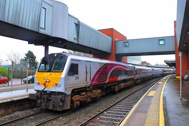 The Enterprise train