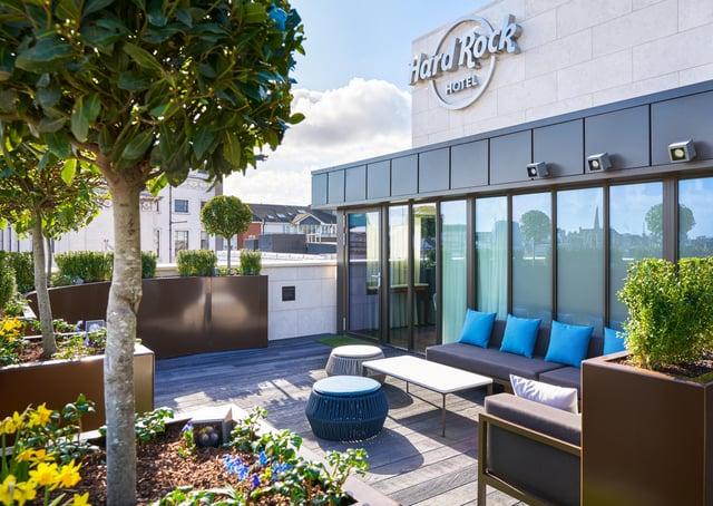 The Hard Rock Hotel, Dublin