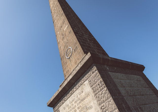 Knockagh Monument, Greenisland