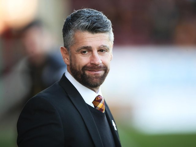 Stephen Robinson spent three and a half years at Motherwell