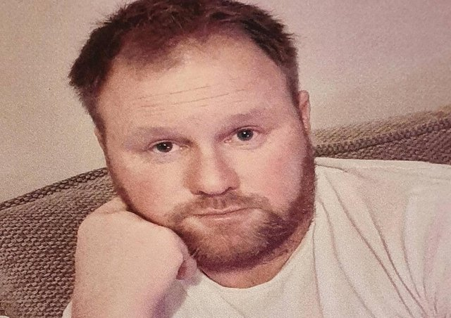 missing Darren Donaghy - PSNI picture