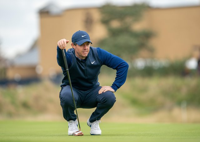Rory McIlroy will play in the Irish Open at Mount Juliet from July 1-4.