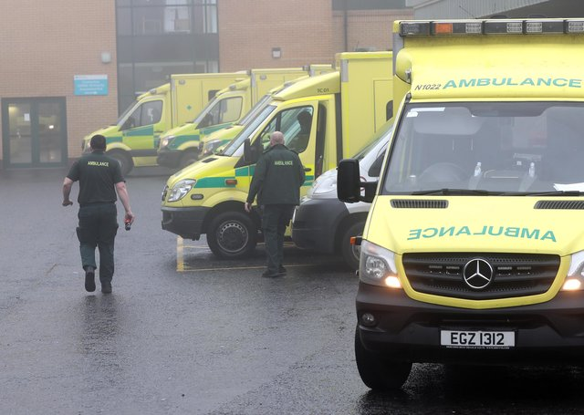 The new campaign to tackle the abuse of ambulance staff has been backed by trade unions