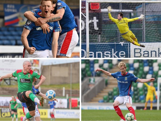It was another busy day in the Irish League with some high profile deals