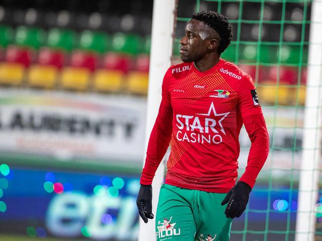 New Rangers signing Fashion Sakala