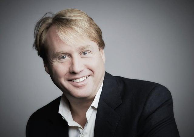 Wrightbus CEO Jo Bamford