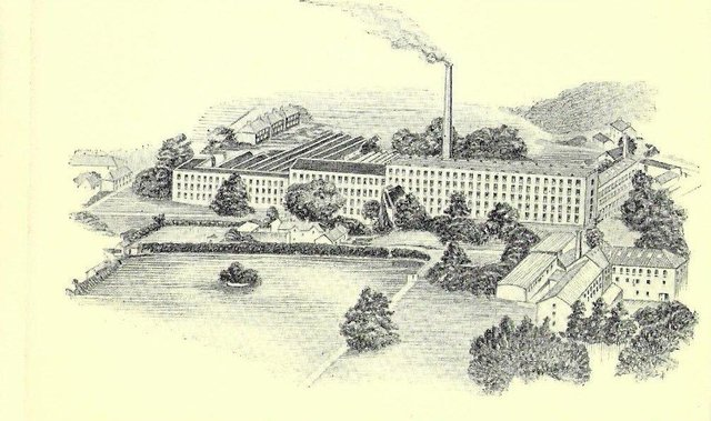 The mill and factory