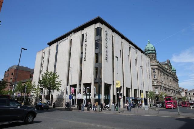 Danske is the biggest bank in Northern Ireland