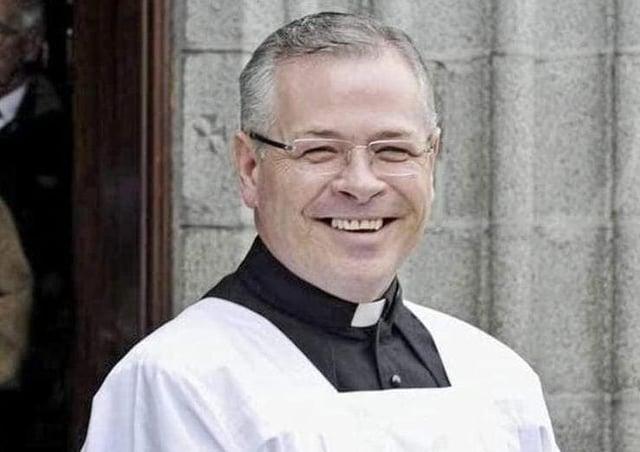 Fr Tony Corr