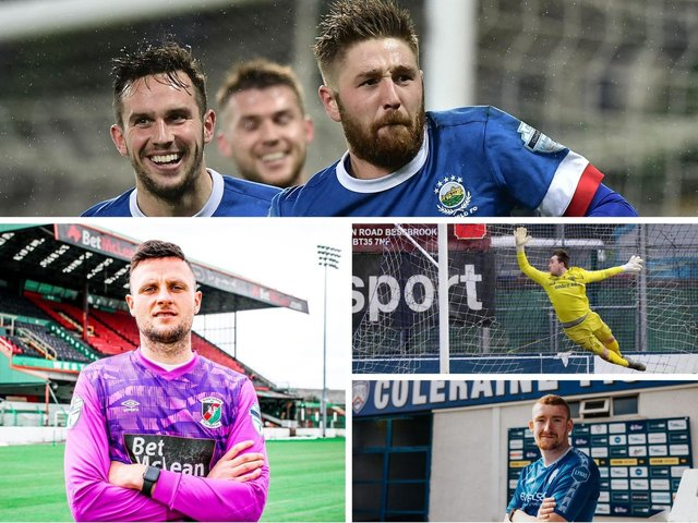 There have been some big moves in the Irish League already