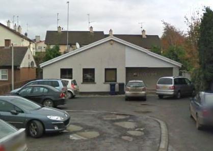 Donaghcloney GP Surgery near Lurgan, Co Armagh. Photo courtesy of Google.