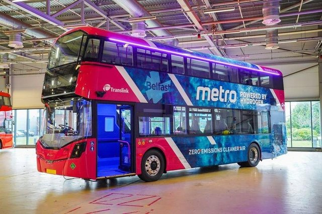 The £11.2m project will see future generations of hydrogen buses on the UK roads