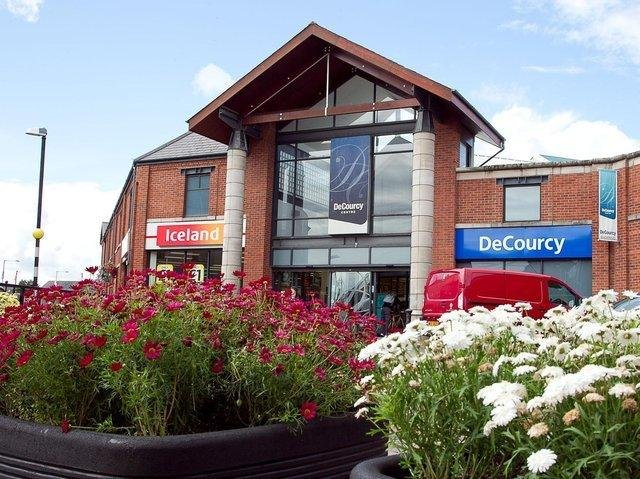 DeCourcy Shopping Centre