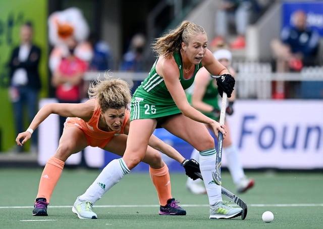 Ireland's Sarah Hawkshaw. WORLDSPORTPICS FRANK UIJLENBROEK