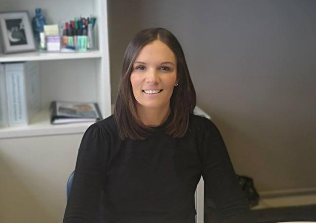 Banbridge High School principal Katy Feeney
