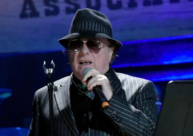 Sir Van Morrison had been due to play at the Europa Hotel in Belfast