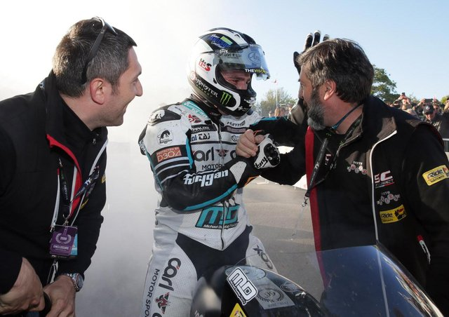 Michael Dunlop will be back at the Isle of Man TT in 2022 looking to add to his haul of 19 victories around the Mountain Course.
