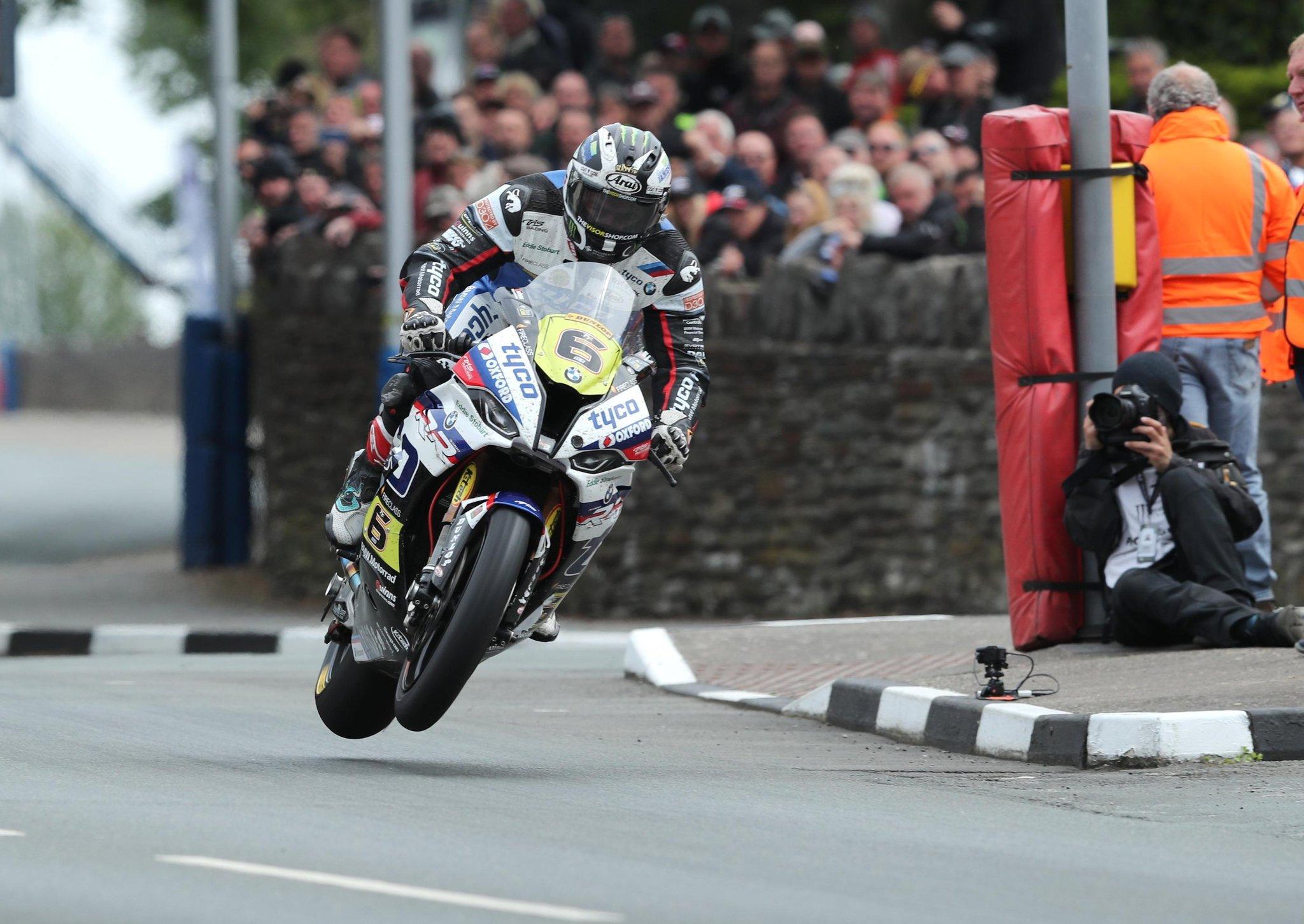 Michael Dunlop fires Isle of Man TT warning for 2022