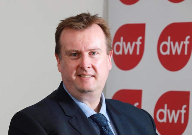Employment Law expert, Andrew Lightburn, Director at the Belfast office of DWF