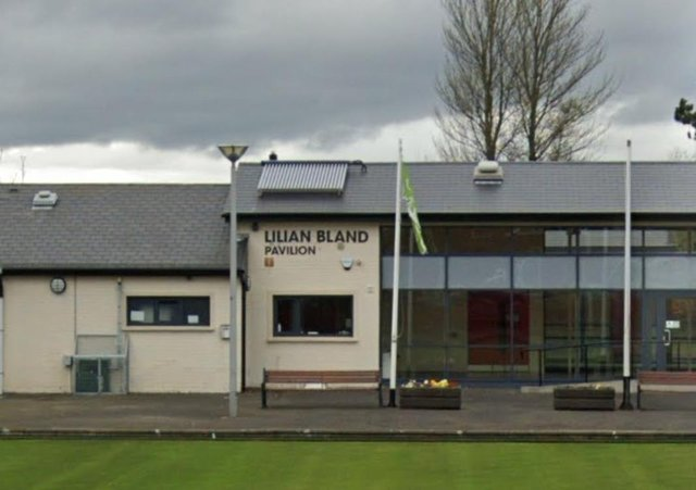 Lilian Bland Pavilion. Glengormley, will be a venue for the BEAT youth initiative. Pic Google