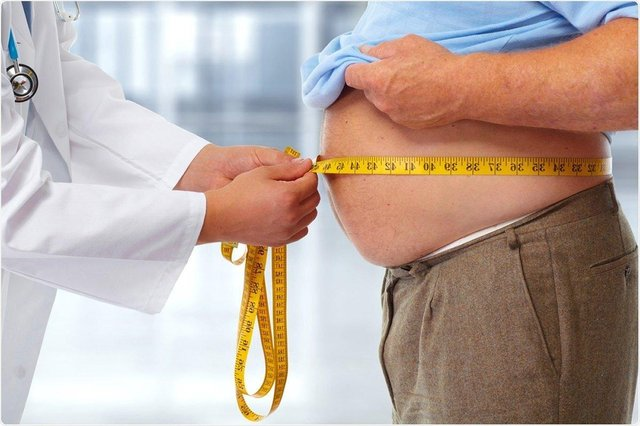 Obesity makes your risk of heart attack and stroke significantly higher