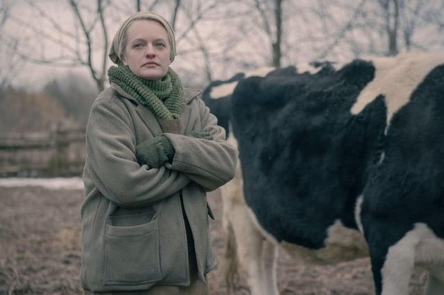June finds refuge on a farm