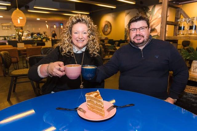 Business duo Demelza Kelly Flynn and Darryl Flynn