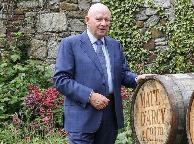 Michael McKeown, founder of Matt D'Arcy's Irish Whiskey in Newry