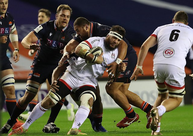 Former Ulster back row Marcell Coetzee. (Photo by Ian MacNicol/Getty Images)