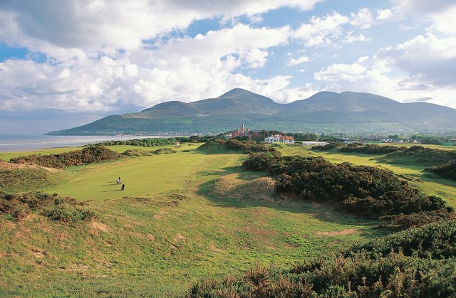 The funding Royal County Down Golf Club received underwrote its profits for last year