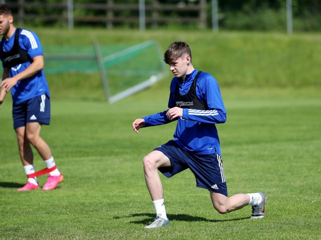 Conor Bradley could be set for more of an involvement with the Liverpool first team squad