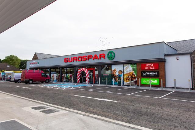 £3.7M EUROSPAR in Doagh