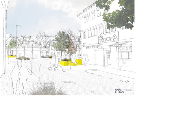 Plans confirmed to enhance Strabane town centre
