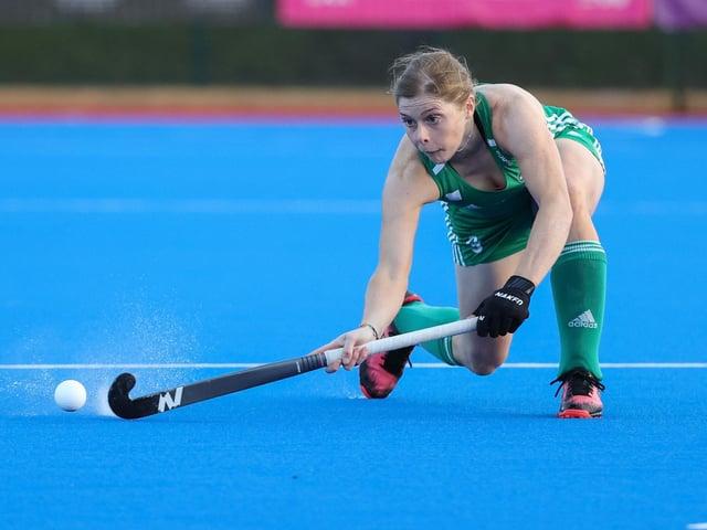 Ireland captain Katie Mullan