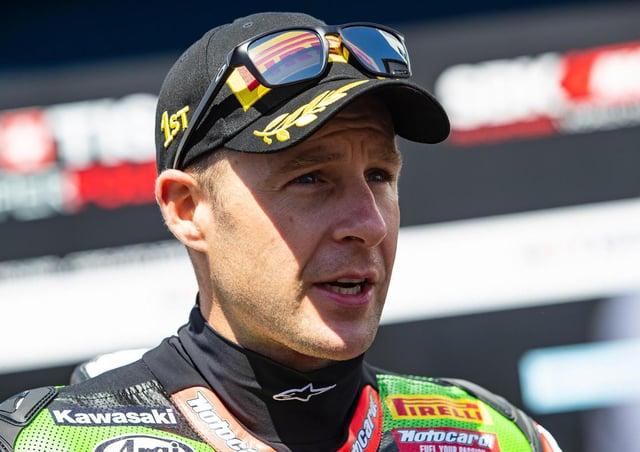 Northern Ireland's Jonathan Rea is a six-time World Superbike champion.