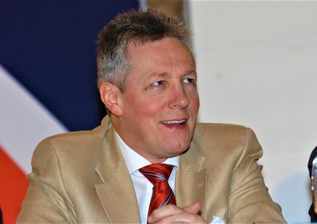 Peter Robinson in 2006