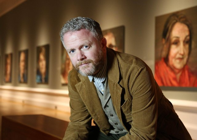 Artist Colin Davidson