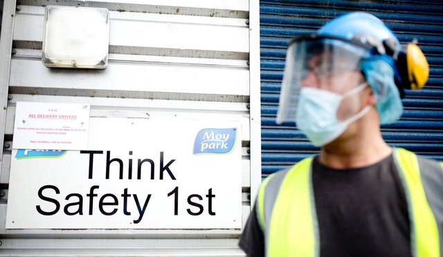 Safety is a priority at Moy Park