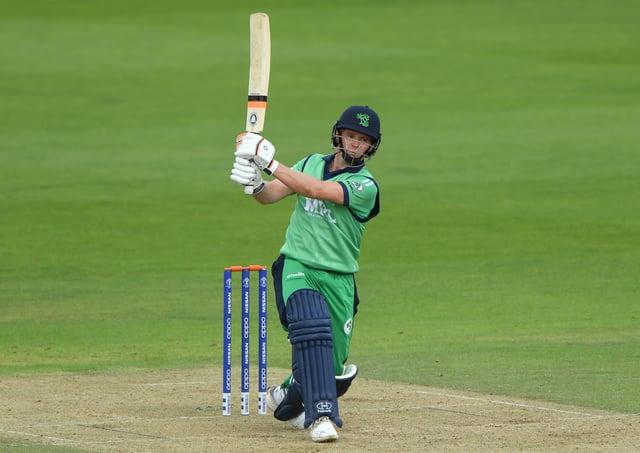 Ireland batsman William Porterfield. (Photo by Stu Forster/Getty Images)