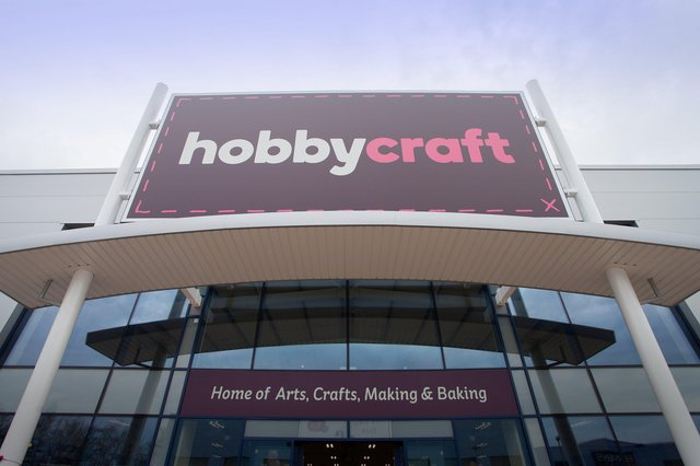 Hobbycraft is opening a store in Boucher Shopping Park, Belfast