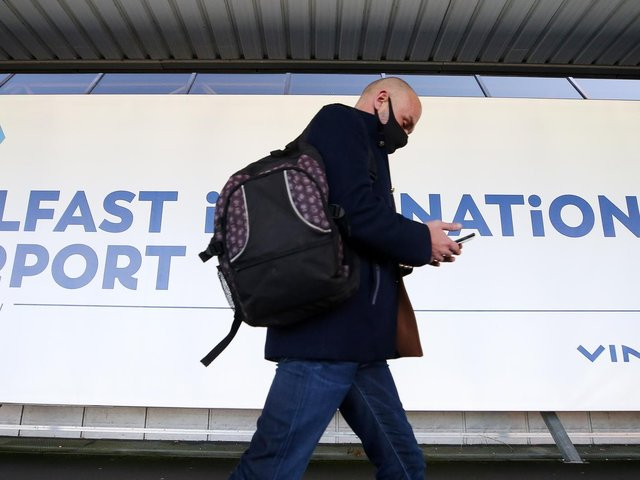The new vaccine passport scheme could go live as early as the beginning of next month.