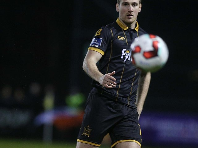 The race is on for McEleney's signature with Glentoran, Larne, Linfield and Derry alerted
