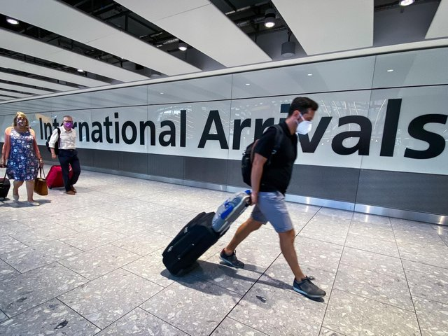 People travelling from Northern Ireland to Germany, even those who have received two doses of the vaccine, must adhere to strict quarantine rules.