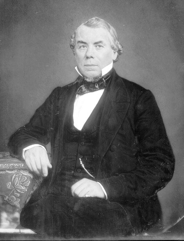 Robert Campbell, 1880